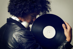 Rétro musique Photographie stock libre de droits
