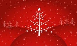 Rétro Noël Photographie stock libre de droits