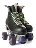 Rétro patins de rouleau photos libres de droits