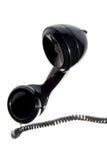 Rétro récepteur de téléphone Photo libre de droits