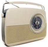 Rétro radio photos libres de droits