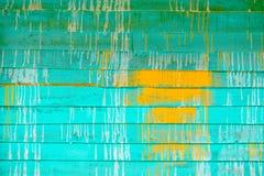 rétro style de vieille barrière en bois Images libres de droits