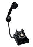 Rétro téléphone Photo stock
