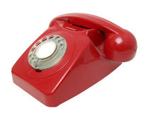 rétro téléphone Images libres de droits