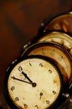Rétro temps Images libres de droits