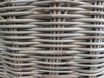 Rétro texture d'armure de rotin de nature de concept pour le fond photo libre de droits