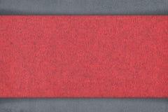 Rétro texture de laine Photos libres de droits