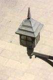 Rétro ton de vintage de lanterne Photos libres de droits