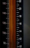 Rétro Tonometer Photos stock