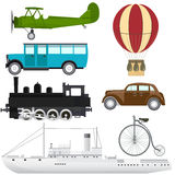 Rétro transport Photo stock