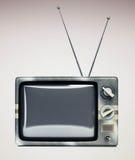 Rétro TV Photographie stock