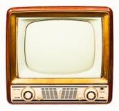 Rétro TV Images stock