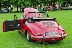Rétro véhicule. Photo stock