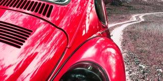 Rétro véhicule Photos stock
