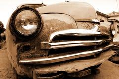 Rétro véhicule Photographie stock libre de droits