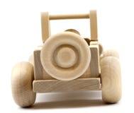 Rétro véhicule de jouet Images stock