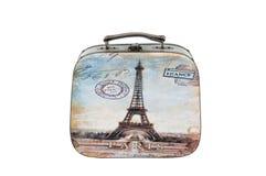 Rétro valise Image libre de droits