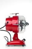 Rétro ventilateur de table Images libres de droits
