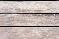 Rétro vieux fond en bois de lamelle de texture Photographie stock libre de droits