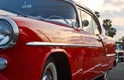 Rétro vieux véhicule Image stock