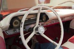 Rétro voiture Image stock