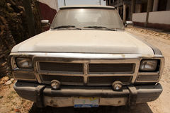 Rétro voiture Photos stock