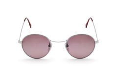 Rétros lunettes de soleil Photo libre de droits