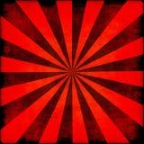 Rétros rayons grunges Photographie stock libre de droits