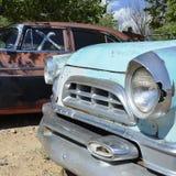 Rétros voitures d'Oldtimer Image libre de droits