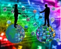 réunion Image libre de droits