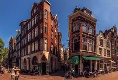 Réunion d'Amsterdam Images libres de droits