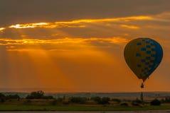 Réunion de ballon d'air chaud de Mondial en Lorraine France Photographie stock libre de droits