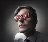 Réussite à la mode d'affaires Photographie stock libre de droits
