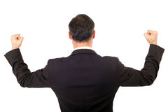 réussite d'affaires Image libre de droits