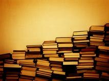 Réussite dans les livres Photos libres de droits