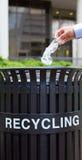 Réutilisation de déchets image libre de droits