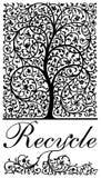 Réutilisation de l'arbre Illustration de Vecteur