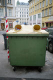 Réutilisation des déchets Photos stock