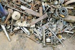 Réutilisation en métal Photos libres de droits