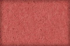 Réutilisez l'échantillon grunge de texture de la Chine de vignette supplémentaire rouge légère de papier de céréale secondaire Image libre de droits