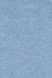 Réutilisez l'échantillon grunge supplémentaire léger de papier de texture de céréale secondaire de bleu de poudre Photographie stock