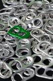 Réutilisez l'aluminium images stock
