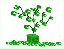 Réutilisez l'arbre Photo stock