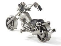 Réutilisez le motocycle Images libres de droits