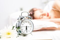 Réveil Photographie stock libre de droits