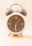 Réveil le 6h du matin Photographie stock