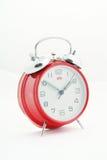 Réveil rouge Images stock