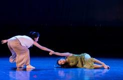 Réveillez-la vers le haut de 7-Act 5 : Nulle part pour placer la danse jeunesse-moderne Dreamlan photographie stock libre de droits