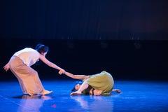 Réveillez-la vers le haut de 4-Act 5 : Nulle part pour placer la danse jeunesse-moderne Dreamlan photographie stock