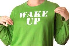 Réveillez-vous images libres de droits